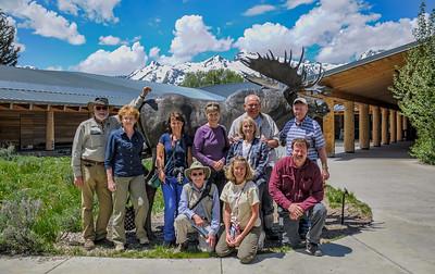 Yellowstone Group Photo