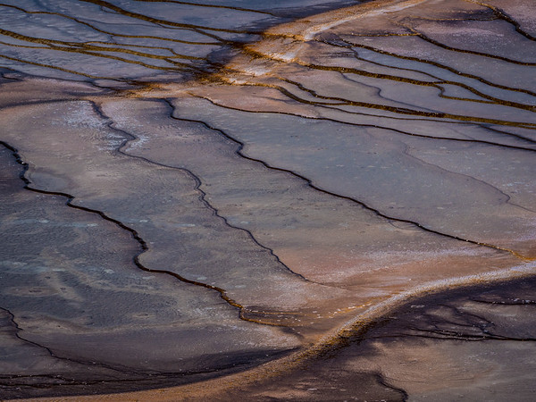 Abstract - Grand Prismatic Pool