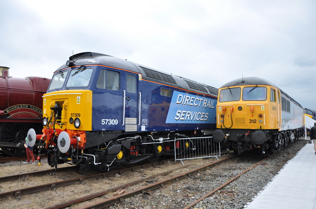 57309 and 56312