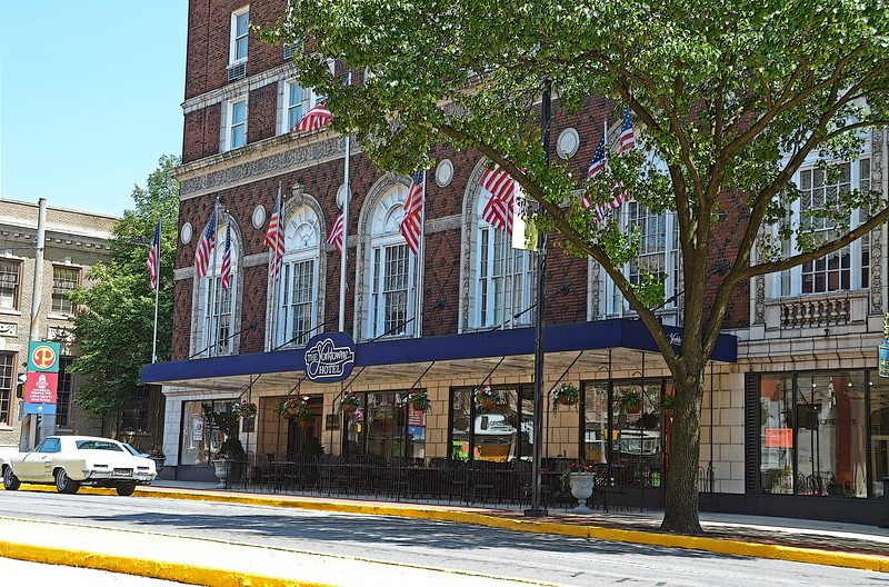 The Yorktowne Hotel: A Piece of History