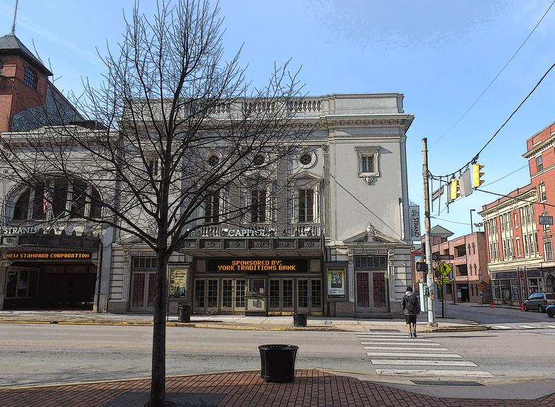 Theater Walk