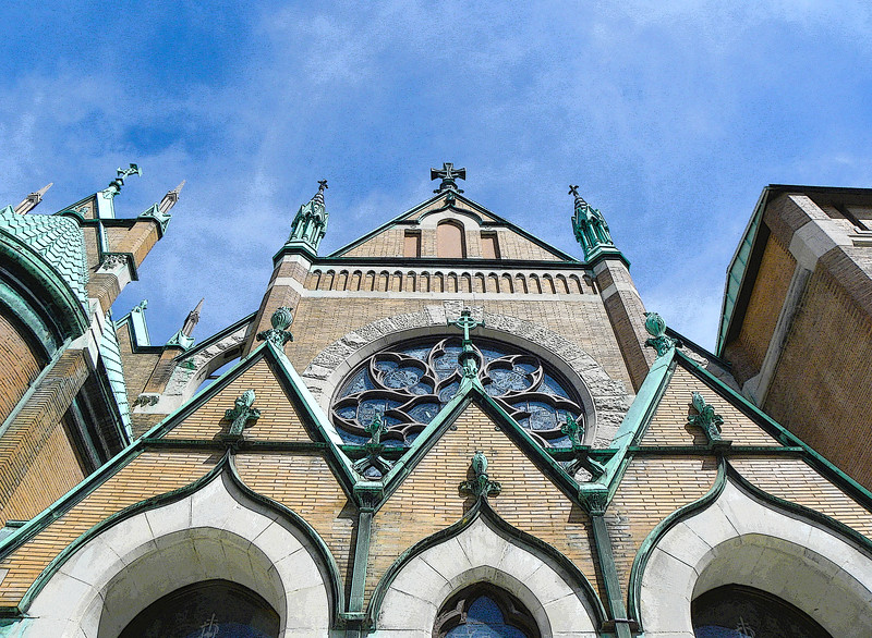 St. Patrick's Church, Majesty (2012)
