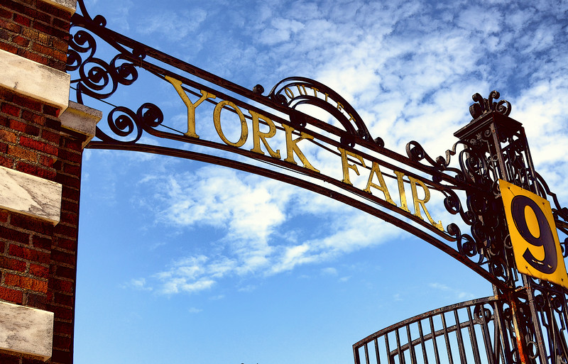 York Fair Gate No. 9