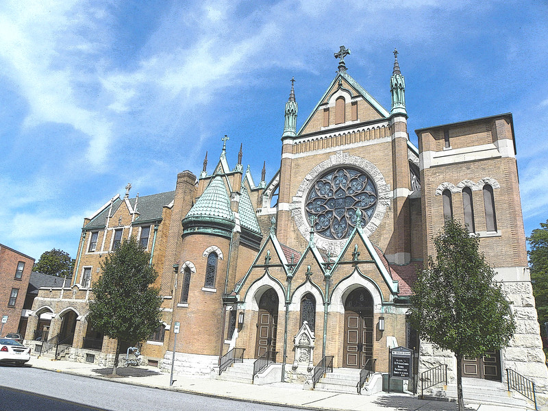 St. Patrick's Church (2012)
