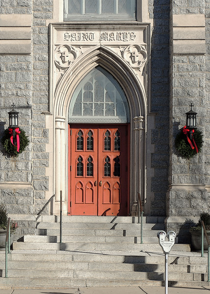 Christmas Welcome at St. Mary's
