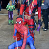 Spiderman & Deadpool cosplay