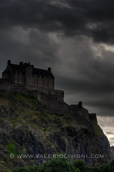 Edinburgh (UK) - Castle<br /> © UNESCO & Valerio Li Vigni - Published by UNESCO World Heritage