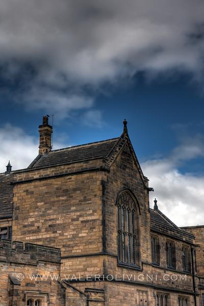 Durham (UK) - Castle<br /> © UNESCO & Valerio Li Vigni - Published by UNESCO World Heritage