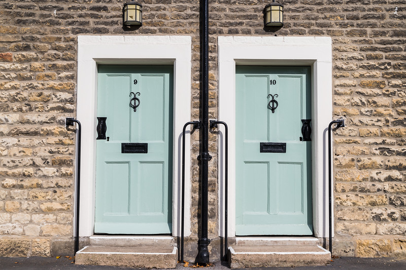 Doors in Thornton le Dale