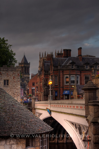 York (UK) - Lendal Bridge