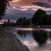 York (UK) - Ouse River