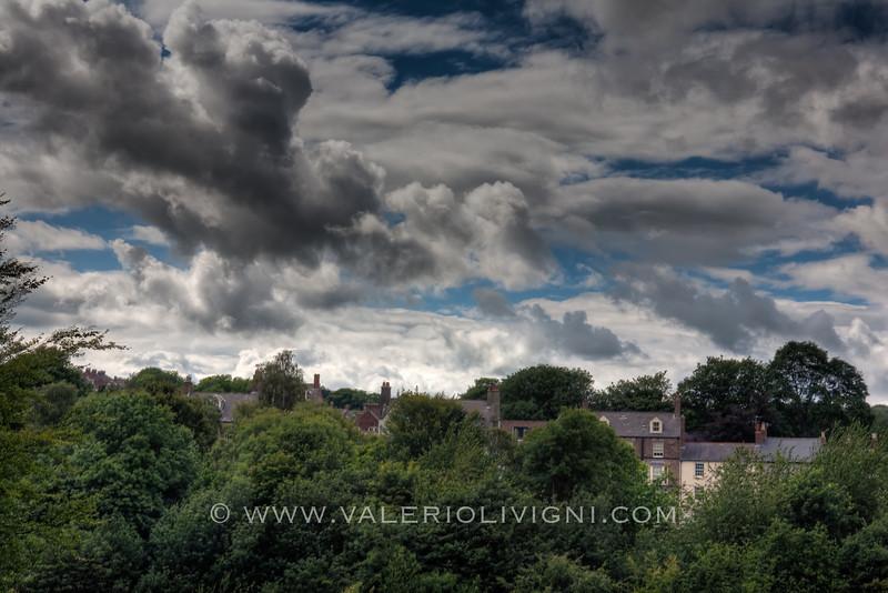 Yorkshire sky