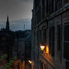 Edinburgh (UK) - View from High Street