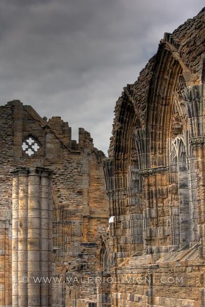 Whitby (UK) - Abbey