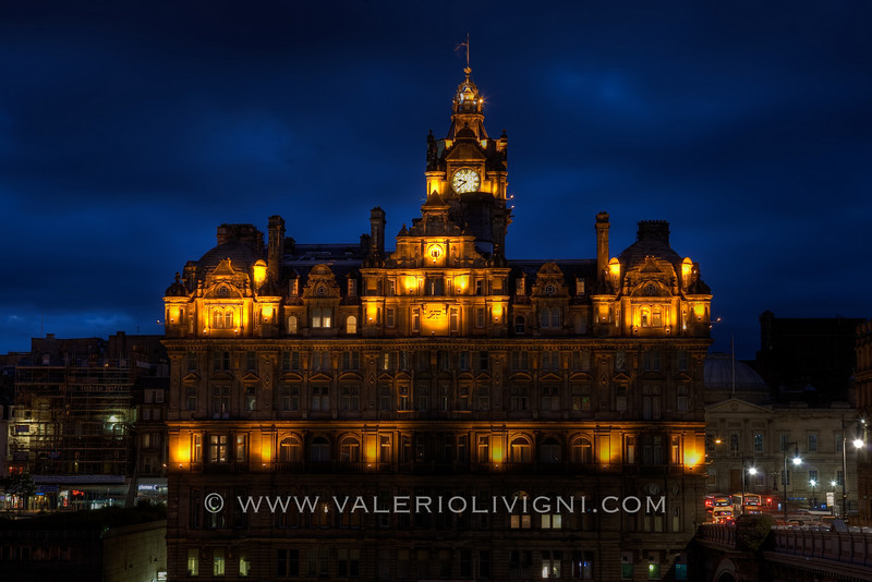 Edinburgh (UK) - Balmoral Hotel<br /> © UNESCO & Valerio Li Vigni - Published by UNESCO World Heritage