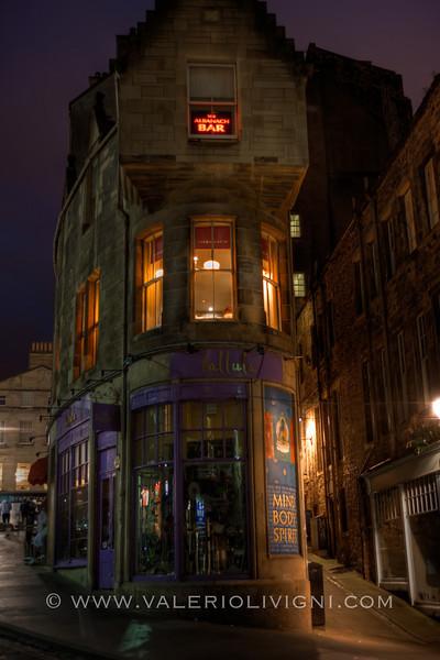 Edinburgh (UK) - Cockburn Street