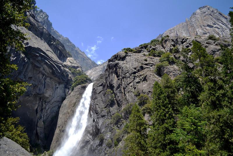 Yosemite Falls at Yosemite National Park in California 3
