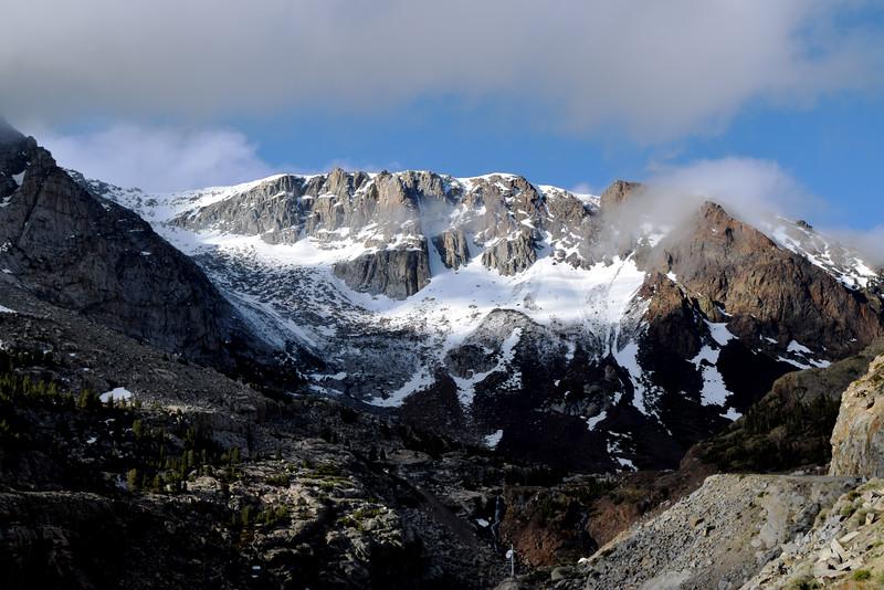 Yosemite Natiional Park Spring Snow 2