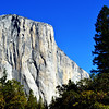 El Capitan in the Fall in Yosemite National Park in California 2