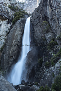 Lower Yosemite Fall