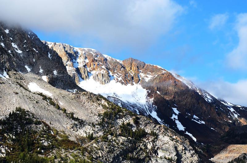Yosemite National Park from Tioga Pass 6
