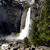 Yosemite Falls at Yosemite National Park in California