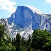 Half Dome in Yosemite National Park in California 2