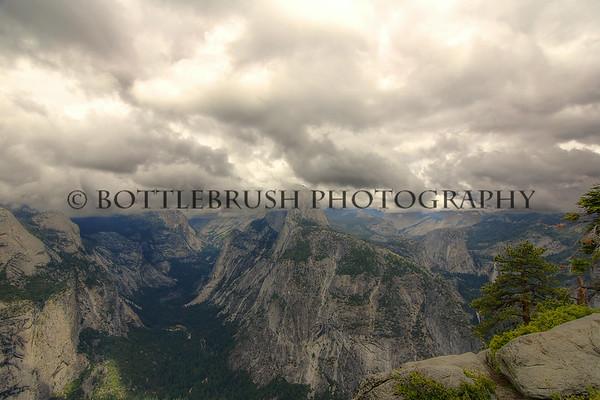 Half Dome, Yosemite National Park.