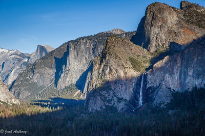 Yosemite Valley meadow