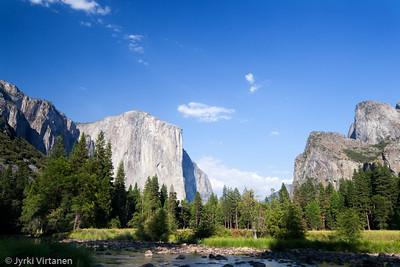 Valley View - Yosemite National Park, CA, USA