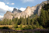 6 VIEW FROM THE MERCED RIVER