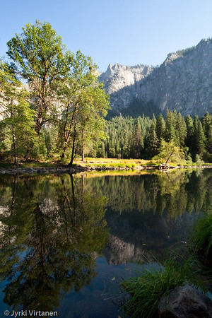 Yosemite Valley - Yosemite National Park, CA, USA