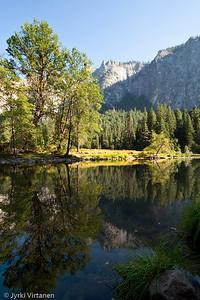 Yosemite Valley - Yosemite National Park, CA, USA