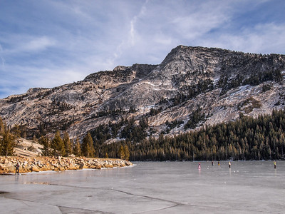 Winter Wonder at Tenaya Lake