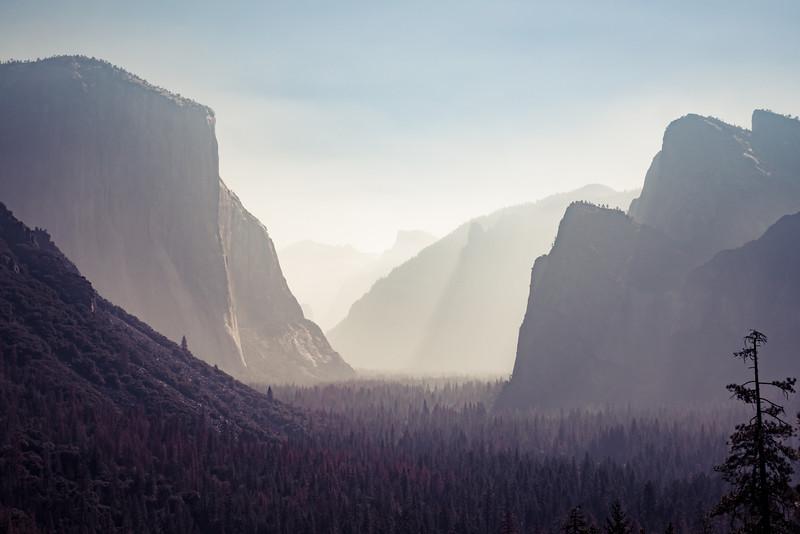 Hazy Views