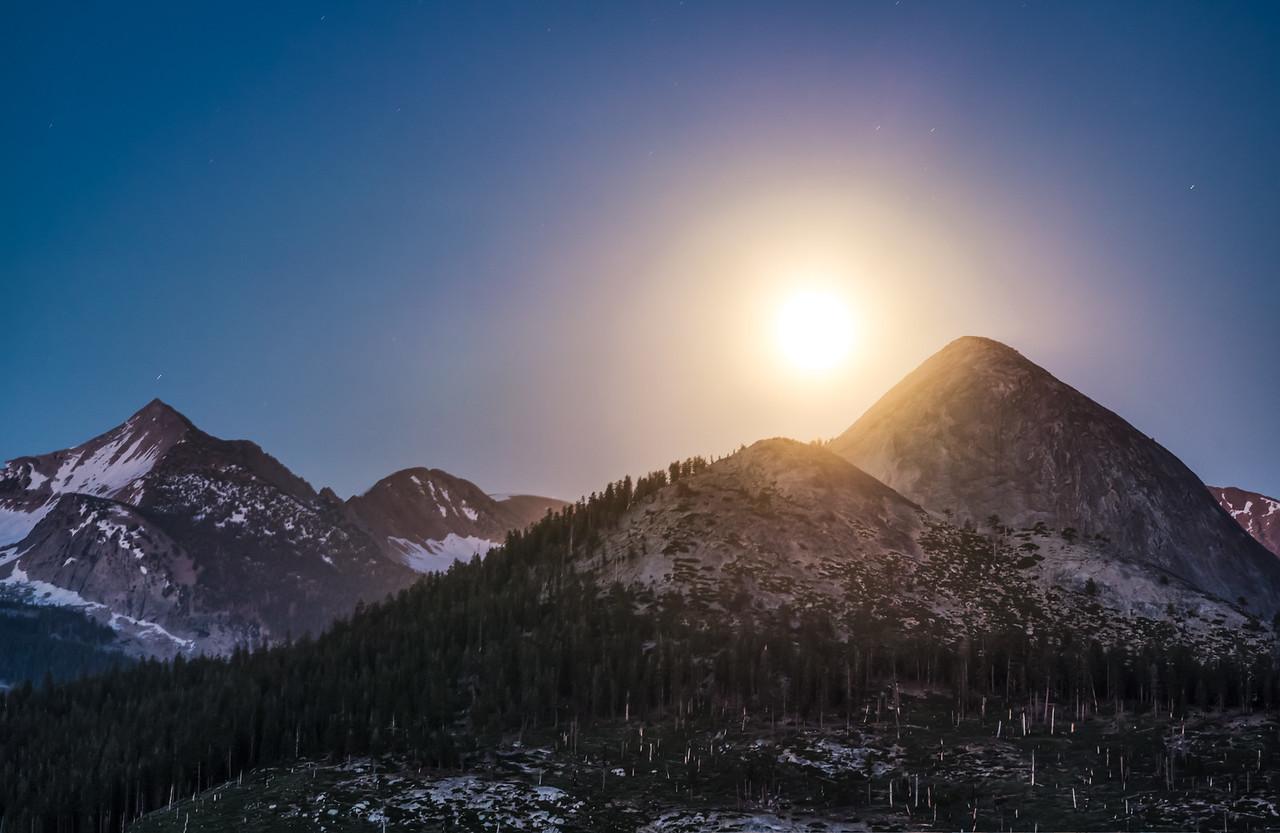 Solstice Moon, Risen