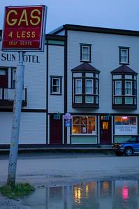 Dawson City, Yukon, Canada.