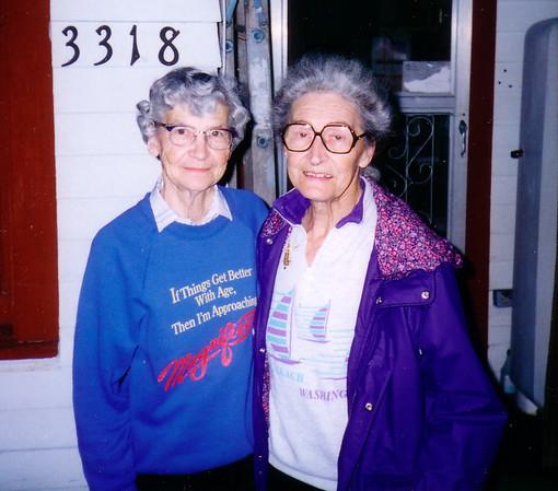 Mom & Enid