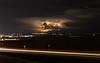 Strong storm southeast of Rapid City, South Dakota