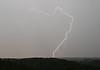 Lightning over the South Dakota Black Hills