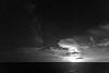 Thunderstorm in the Adriatic Sea