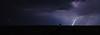Lightning near Kimball, South Dakota