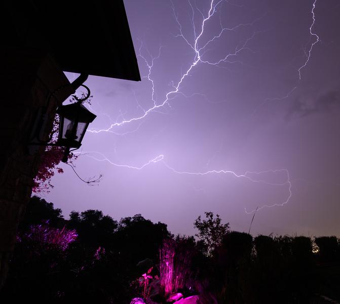 Glendora lightning
