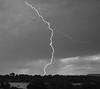 Thunderstorm in Canyonlands, Utah