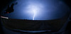 Lightning near Bear Butte, South Dakota