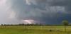 Tornado south of Capitol, Montana