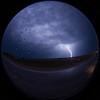 Lightning in Wyoming