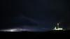 Montauk Lighthouse Night Thunderstorm