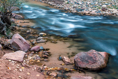 Virgin River Closeup