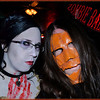 I did not take this photo but still wanted to share :) This is my love and I at the Zombie Ball!